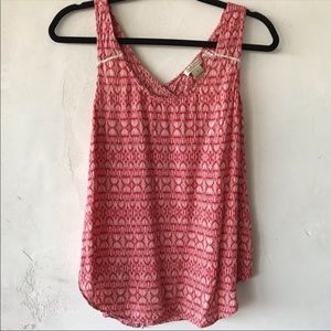 Lucky Brand Rayon Tank Small